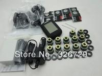 KTD2000AX 12 vehicle tpms,truck part,trailer sensor,monitor 12 TWELVE  wheel,wireless transfer,DIY install,2 years warranty