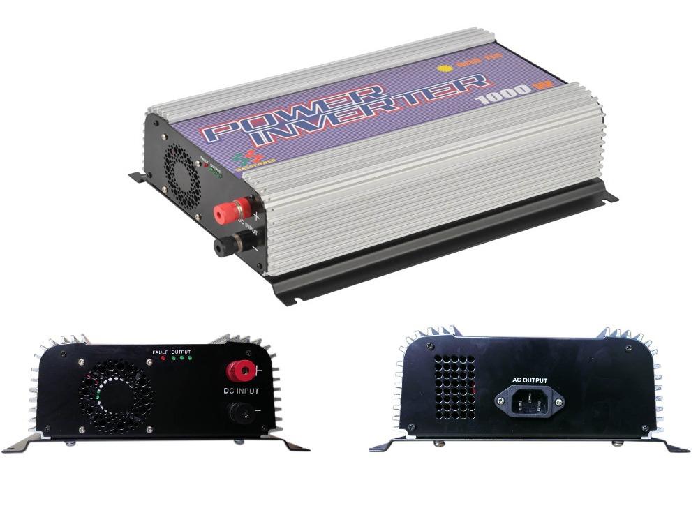 SUN-1000G,Free shipping,1000 Watt Grid Tie Inverter,power inverter,solar inverter .MPPT Function,(China (Mainland))