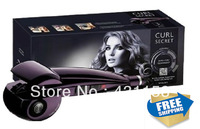 Free DHL New PRO Curl Secret  C1000E Perfect Curl Automatic  Hair Curler Worldwide Voltage