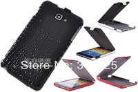 GETLAST FREE SHIPPING Fashion Cool Crocodile Style Leather Hard Back Case Cover+Screen FOR Samsung Galaxy Note N7000 I9220