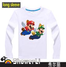 Dětská mikina Super Mario