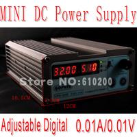 Freeshipping Wholesale precision Compact Digital Adjustable DC Power Supply OVP/OCP/OTP low power 32V5A 110V-230V 0.01V/0.01A EU