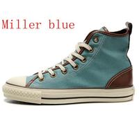 2014 men and women canvas shoes HOT!!!!!Classic prison break miller for men's shoes for men shoes SIZE :EU 35-43