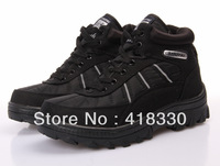 2013 men's winter snow boots thermal men's boots cotton-padded shoes casual boots