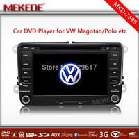 3G USB Host Car Radio Player For VW Tiguan/Golf/New Polo/Skoda/Touran/Bora series with DVD,GPS,Ipod,Radio,BT+Free shipping