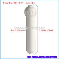 корпус фильтра Замена воды размягчения смолы фильтра картриджа 10 дюймов для стандартных воды