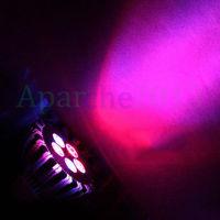 Hot sales 2014 New 15W E27 3RED 2BLUE LED Hydroponic Plant Flower Grow Light Greenhouse Lamp Bulb LED Bulbs