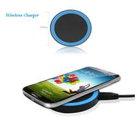 QI Wireless Charger Charging Pad For iPhone 5 5S LG E960 Google Nexus 4 Nexus 5 Nokia Lumia 920 Samsung Galaxy S5 I9300 S4 N7100