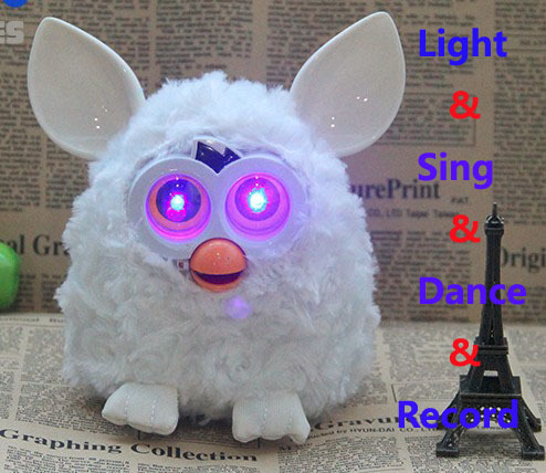 SuperDeals Supernova Sale 4 Color Electric Phoebe Elves Recording Speaking Toys Learning & Education Toys(China (Mainland))