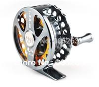 Available Double Brake Smart  Fly Fishing Reels High Speed KIJHDE L-60  Fly Fishing Wheel