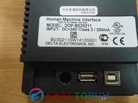 Delta touch Screen HMI DOP-B03S211 480x272 4.3 inch 2 COM update for BOP-B04S211 NEW Original free shipping
