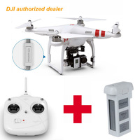 Fast Shipping 2015 Newest DJI Phantom 2 V3.0 RTF Drone Quadcopter With Zenmuse H3-3D Gimbal And Second Battery For Gopro  FPV