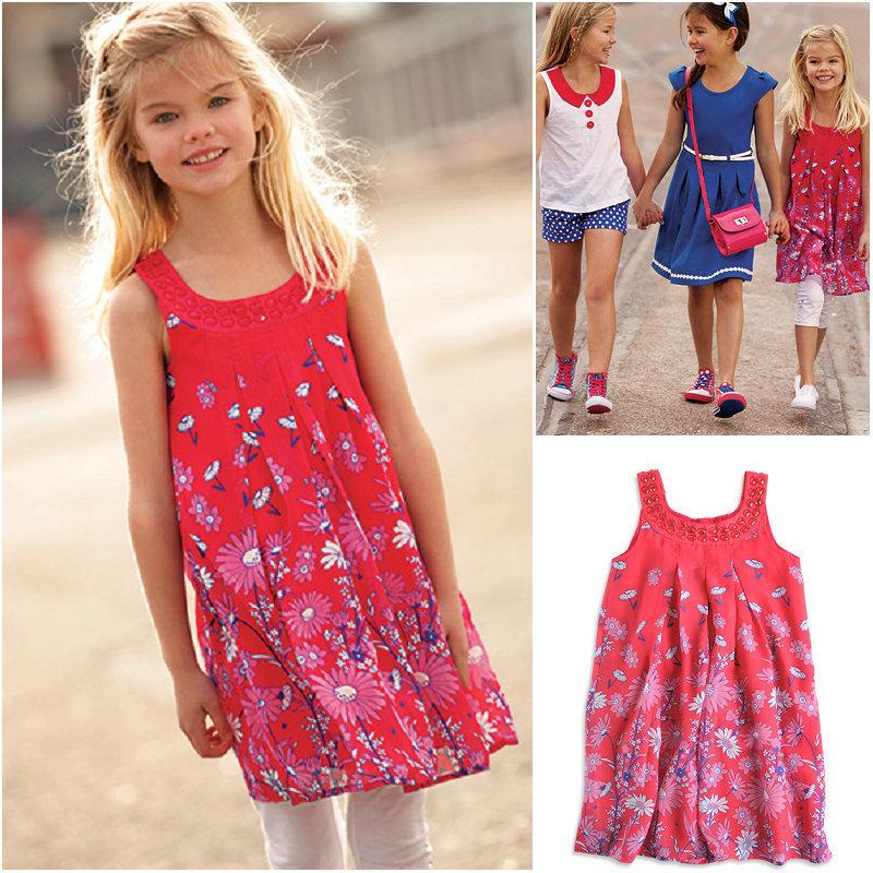 Купить Летнее Платье Для Девочки 11 Лет