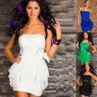New Fashion Women Sexy Strapless summer dress,Elegant big size women clothes,sweetheart dresses,roupas novidades,sexy linens