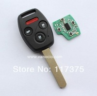 for Honda Accord (before 2007 year) 4 button ( 3 +1) remote key control 313.8mhz