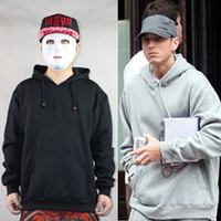 EMINEM hoodie sweatshirt pullover hood/zipper Lovers autumn/winter sports outerwear hiphop hip hop rap mens women casual