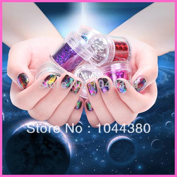 Hot!!!! 107 colors nail transfer foil nail foil nail art free shipping factory price 12pcs/lot(China (Mainland))