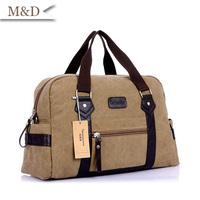 Desigual Canvas Bag Travel Bag Big Size Men Luggage Handbag Portable Man's Tote Bag Vintage Bag Wholesale Price