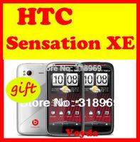 Original HTC Sensation XE Z715e Unlocked Mobile Phone G18 3G Android  Dual-Core + Gift 2pcs Screen Protector
