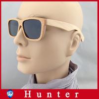 2014 Polarized Wood Sunglasses Men Handmade Wooden Glasses Retro Vintage Coating Wayfarer Oculos de sol masculino ESWD2002