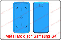 diy case mold clamp for samsung S4 3d sublimation case metal mold for samsung S4(9500) 5pcs/lot