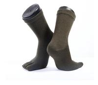 Quick Dry Breathable Outdoor Sports Running Cycling Socks Womens Five Fingers Mens merino nu wool Full Toe Socks 2Pcs/Lot L0237