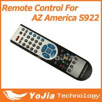 1pc Remote Control for AZ America S922 digital satellite receiver   free shipping post