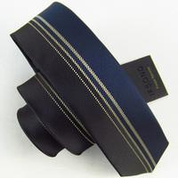 Ties For Men Fashion Mens Ties 5cm Slim Tie Blue Black Color Block Beige Stripe Casual Necktie Man Brand Neckties Free Delivery