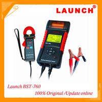 100% Original Launch BST-760 Battery System Tester BST 760 Multi-Languge choose Built-in thermal printer BST-760 Battery Tester