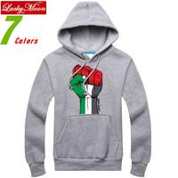 2014 DIY High Quality HoodieTennis Ball Sweatshirt Befriended Rafa Nadal Natto Bull Thermal Hoodies Men 7 Colors XS~XXL