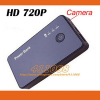 HOT!!! Multi-Functional Mobile power Camera , Power Bank mini DVR Z6 free shipping