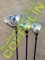 2014 SLDR Golf Driver 10.5loft Fairway Woods #35 With Speeder 57 Graphite R Shafts 3PCS