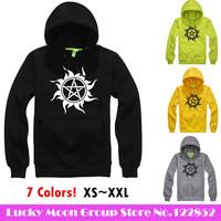 2014 Sitcoms Hot Selling Autumn Winter Cool Hoodie Sweatshirts Pullover Hoodies For Men Hoodie DIY Track Suit Plus Size