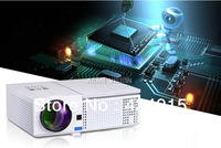 Full HD 1080p LED LCD Home Theater Projector 3300 lumens High Brightness For Daytime Use,With Perfect Display Effect!