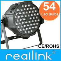 2014 New Style   RGB  DMX512 LED Par Light, Stage Par Light, Bar KTV Light, Disco DJ,Wedding Business Light  Lamp
