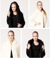 New Winter Women Fashion New Casual Hooded Warm Fluffy Shaggy Overcoat Coat Thick Hoodie Jacket Faux Fur Zipper Outwear