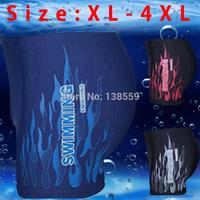 Free Shipping Hot Sale Flame Print Swimming Trunks Fashion Swimwear Men linning Swim Shorts Men Big size Beach Wear XXXXL YK1