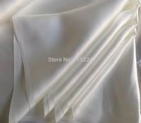 12101 white color 12M/M weight 114cm (45'') width silk crepe de Chine Fabric