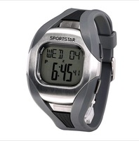 Sportstar Sport S No Chest Strap Heart Rate Monitor Watch Pedometer Calories Lose Weight Running Sports Watch