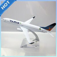 Hot Sales Brazil B737_800_VaRIG aircraft model,16cm Simulation airplane model Metal air airlines plane model,Toy,Christmas gift