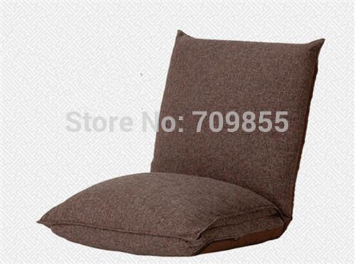 TA15 -4 cadeira sala de estar sofá reclinável moderno piso tecido dobrável sofá reclinável(China (Mainland))