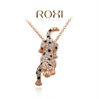 ROXI Christmas Gift Classic PENDANT Fashion 18K Link Chain Calabash Sales Lucky NECKLACE for New Year,2030044855A