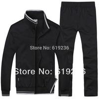 New 2014 Winter Man Hoody Tracksuits Sportswear Men Hoodies Set Famous Brand High Quality Outdoors Sport Wear Plus Size 3XL 4XL