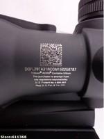 Best Quality Optical Fiber Trijicon ACOG 4x32 Optical Fiber Red/Green Cross Rifle Scope Aiming Sight Telescope