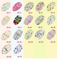 Wholesale 10 Pcs/lot swaddle Baby wipes swaddling bag Baby sleeping bags 0-12M