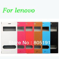 Free screen protector film for Lenovo K900 S820 P780   High quality  case Lenovo case