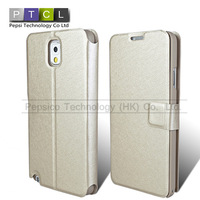 2014 new For Samsung Galaxy note 3 III N9000 Luxury Retro Flip Cover Pu Leather Case with Stand + Card Slot Drop Shipping
