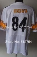 #84 Antonio Brown Jersey,Elite Football Jersey,Best quality,Authentic Jersey,Size M L XL XXL XXXL,Accept Mix Order