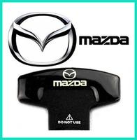 Free Shipping Mazda M3/5/6/8 CX-7 Decoration Car Seat Belt Clip Safety Belt Cord Lock Bolt