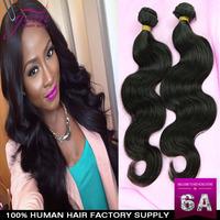 6A Ms Lula Peruvian Virgin Hair Body Wave Human Hair Weave 3pcs 4pcs Hair Extensions Mix 12''-38'' Color 1b Cheap Bella Dream
